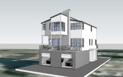 New Sea Isle City Home: Concept