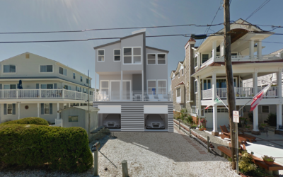 New Sea Isle City Home: Renderings