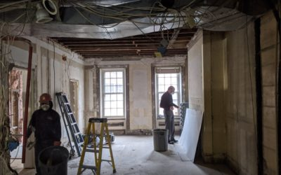 Philadelphia Renovation: Demolition & Framing