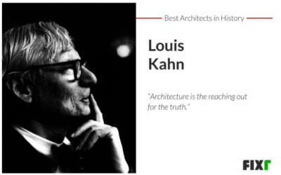 Best Architects of All Time According to Architects – FIXR Blog